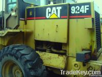 Used Caterpillar Front Loader, CAT924F