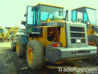 Second hand XCMG Whel loader