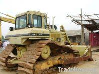 Used Hydraulic Bulldozer, CAT D6H