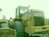 Used Caterpillar wheel loader 966F
