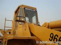 Second hand CAT 966E Wheel loader