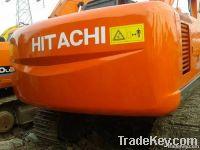 Used Hitachi Excavator ZX200, Original Japan
