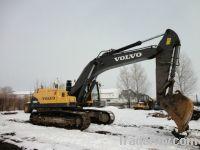 Second hand Volvo Crawler Excavator