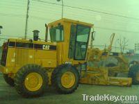 Used Caterpillar Motor Grader 140H, Latest Model