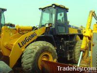 Used LiuGong Wheel Loader