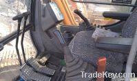 Used Hitachi ZX240 Excavator, Good Price