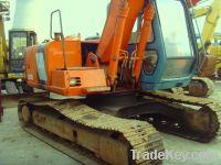Second hand Hitachi EX120-3 Crawler Excavator
