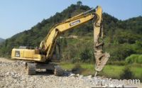 Used Hydraulic Crawler Excavator