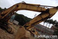 Used Crawler Excavator Komatsu PC350