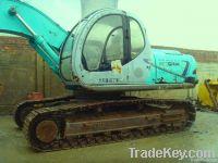 Used Kobelco SK200-5 Excavator