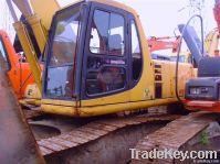 Second hand Komatsu PC220-6 Excavator