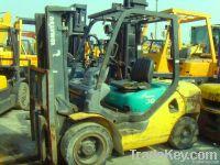 Second hand Komatsu Forklift