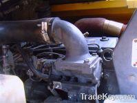 Used Small Crawler Excavator, KOMATSU PC60-7