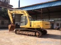 Second hand Komatsu Excavator PC220-7