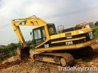 Used Caterpillar 320B Excavator, Original Japan