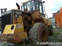 Used CAT960F Wheel Loader