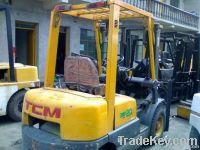 Used TCM Forklift, 2 tons Forklift