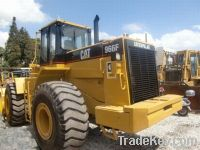 Used caterpillar cat 966f wheel loader