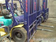 Used Komatsu Japan Forklift Truck