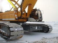 Used Liebherr Crawler Crane, 250tons