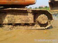 Used Cheap Japan Excavator, Hitachi EX200-5