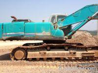 Used Kobelco SK350-6E Excavator