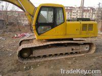 Used Hyundai R220LC-5 Excavator