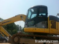 Used Mini Komatsu Excavator PC128US