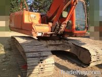Used Korean Daewoo Excavator