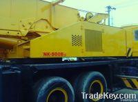 Used KATO NK500B Mobile Crane