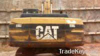 Used Cat 320B Excavator