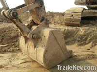 Used Hitachi ZX210LC-3 Excavator