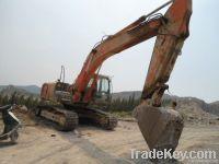 Used Hitachi ZX240-3 Excavator