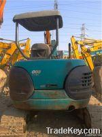 Used Komatsu Mini Excavator PC35
