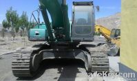 Used Kobelco SK480 Crawler Excavator