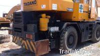 Used Tadano Terrain Crane Original Japan