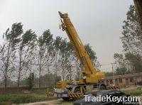Used Japan Tadano Terrain Crane