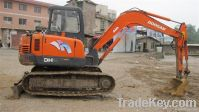 Used Doosan Mini Excavator DH55-7