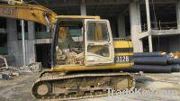 Used CAT312B Japan Crawler Excavator