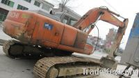 Used Excavator with Original Colour ZX240