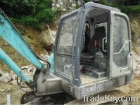 Used Mini Excavator Japan Kobelco SK55-C