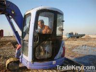 Used Mini Komatsu PC50 Excavator