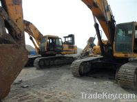 Used Korean Excavator Hyundai R455LC-7