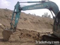Second hand Kobelco Mini Excavator SK60