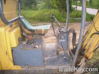 Used Small Mini Excavator Yuchai Cheap Excavator