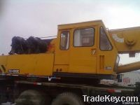 Used Japan Tadano Crane TG500E