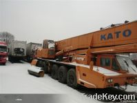 Used KATO 80tons Crane Original Japan