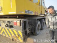 Used Japan Crane Tadano Mobile Crane