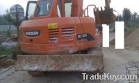 Used Mini Excavator Doosan Mini Excavator DH80