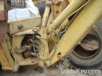 Used CAT Backhoe Loader 436